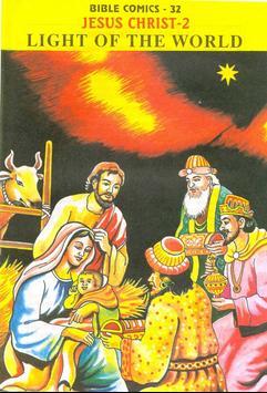 Bible Stories - English Comics poster