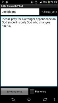 Bible Trainer ESV apk screenshot