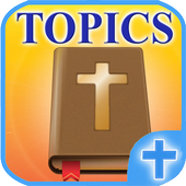 Bible Verses By Topic icon