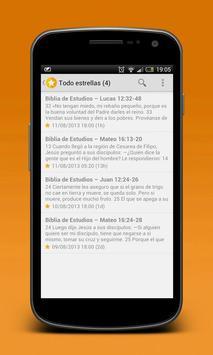 Estudios Bíblicos a Diario apk screenshot