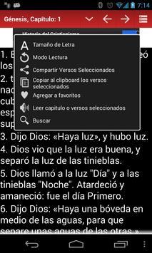 Biblia Latinoamericana Spanish apk screenshot