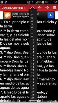 Biblia Reina Valera Gomez 2010 apk screenshot
