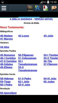 Biblia Sagrada apk screenshot