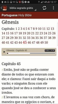 Bíblia Sagrada Grátis apk screenshot