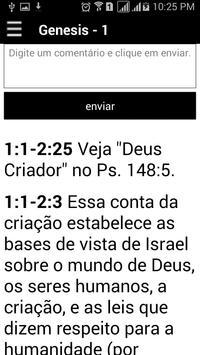 Bíblia Comentada por Versículo apk screenshot