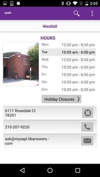 San Antonio Public Library apk screenshot