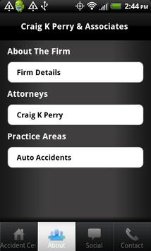 Nevada Accident Attorneys apk screenshot