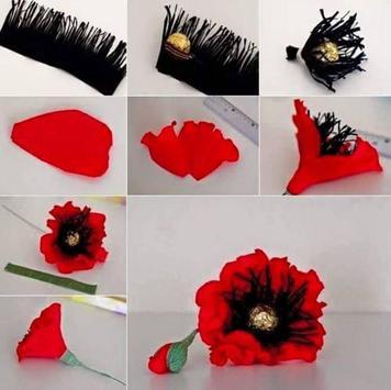 Best DIY FLower Craft Ideas apk screenshot