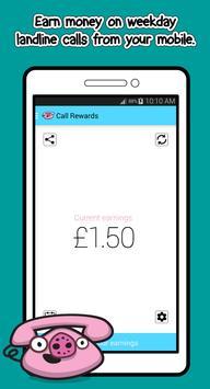 EE Cashback: Call Rewards poster