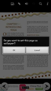 Lose Weight With Yoga apk screenshot
