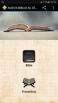 NUEVA BIBLIA AL DÍA FREE poster