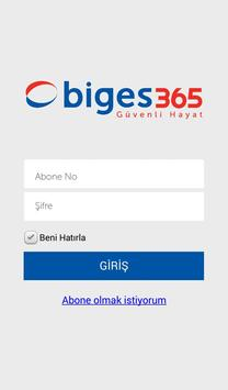 Biges365 Alarm Takip apk screenshot