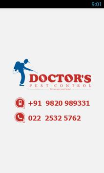 Doctors Pest Control poster