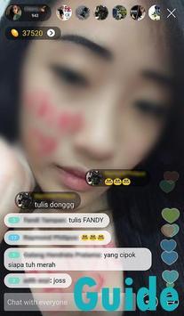 Guide BIGO LIVE Video apk screenshot