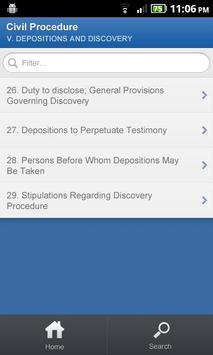 US Supreme Court Cases apk screenshot