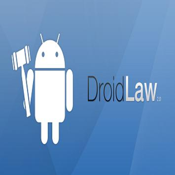 DroidLaw apk screenshot