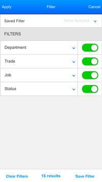 Workforce apk screenshot