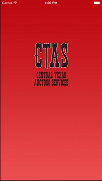 Central Texas Auction Services poster