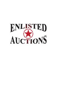 Enlisted Auctions poster