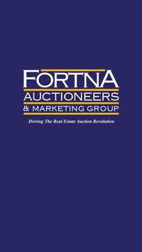 Fortna Auctioneers poster
