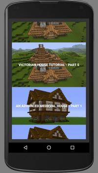 Big House Minecraft apk screenshot
