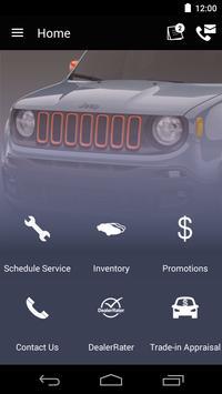 Big 4 Motors DealerApp poster