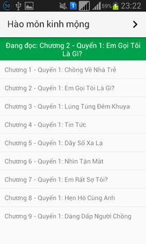 Truyện Hào môn kinh mộng apk screenshot