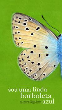 Borboleta Azul poster