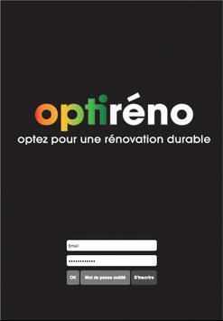 Optireno poster