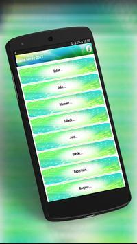 Meilleures SMS Bonne Année apk screenshot