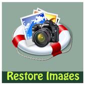 Smart Restore Images📲Prank icon