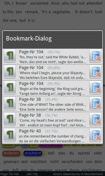 Alice in Wonderland engl/germ apk screenshot