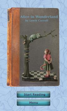 Alice in Wonderland engl/germ poster