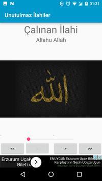 Unutulmaz İlahiler Dinle apk screenshot