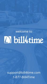Bill4Time poster