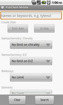 PubChem Mobile poster