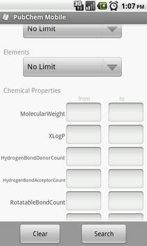 PubChem Mobile apk screenshot