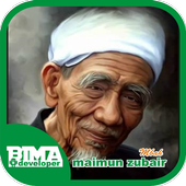 Mbah KH Maimun Zubair Tokoh icon