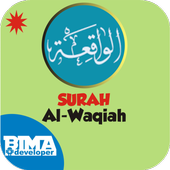 Surah Al-Waqiah Arab Latin icon