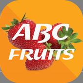 ABC Fruits 3D icon