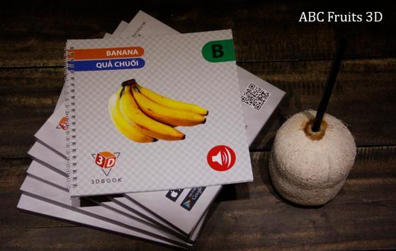 ABC Fruits 3D apk screenshot