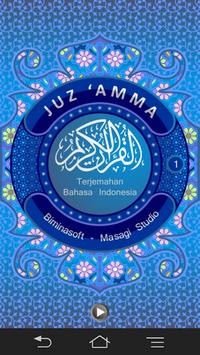 Juz Amma - Bahasa Indonesia poster