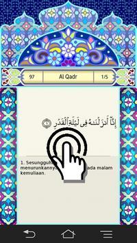 Juz Amma - Bahasa Indonesia apk screenshot