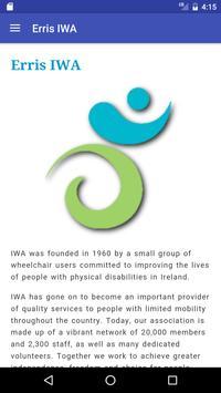 Erris IWA poster