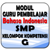 Bahasa Indonesia SMP KK-G icon
