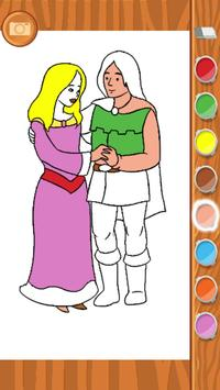Sleeping Beauty Coloring Book apk screenshot
