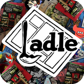 Ladle / レードル - しらない漫画を読むアプリ - icon