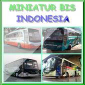 Miniatur Bis Indonesia icon