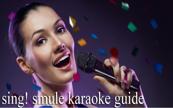 Guide-Smule Karaoke Sing apk screenshot