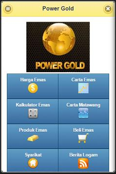 Power Gold Malaysia poster